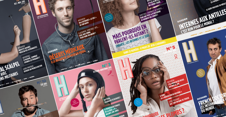 Magazines H : ISNI (InterSyndicale Nationale des Internes)